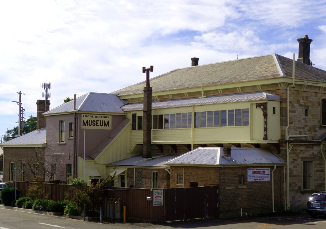Mount Victoria and District Historical Society Museum, Mount Victoria in the Blue Mountains