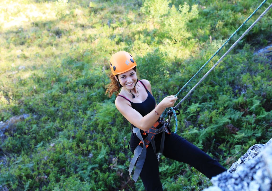 Abseiling with Barrington Outdoor Adventures in Gloucester, Barrington Tops