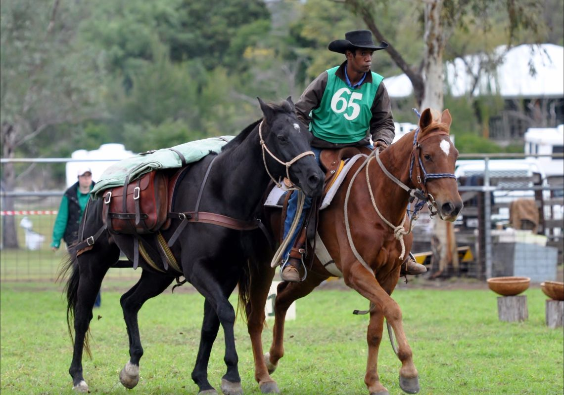 King of the Ranges Stockman's Challenge and Bush Festival in Murrurundi, Upper Hunter
