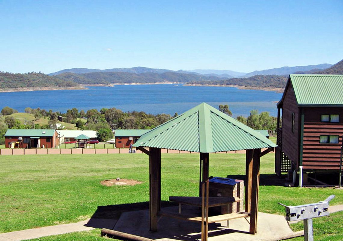 Lake Glenbawn Recreation Area in Upper Hunter, Hunter