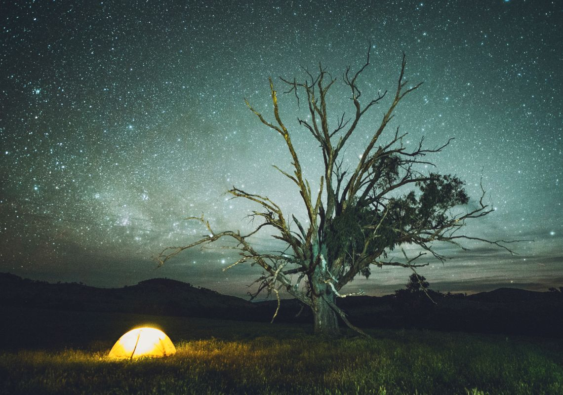 Summer Camping in Kosciuszko National Park