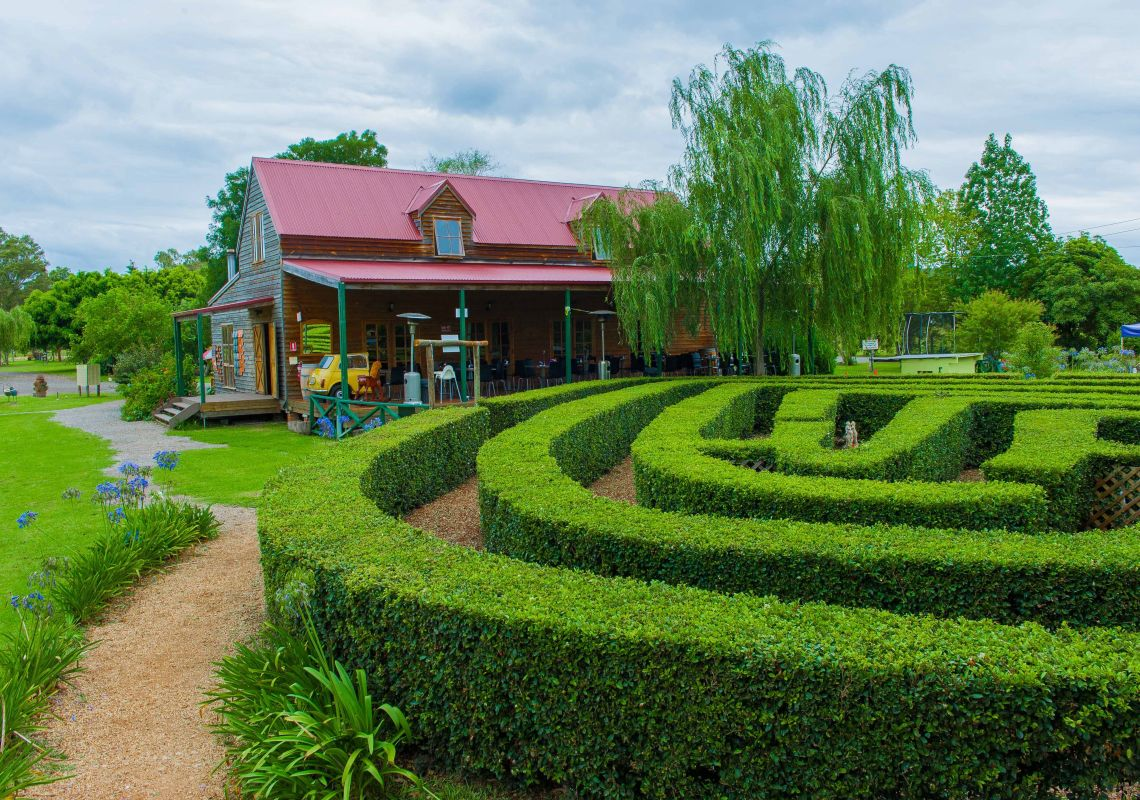 Amazement Farm and Fun Park in Wyong, Central Coast