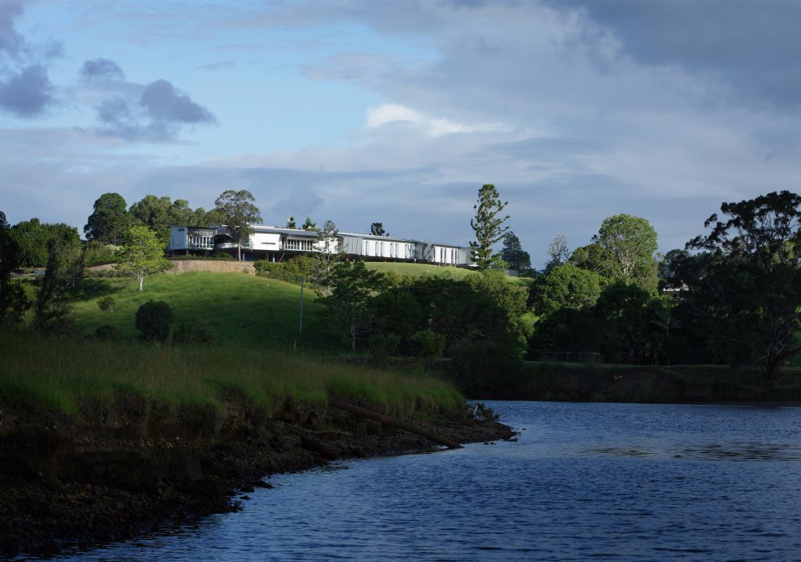 Tweed Regional Gallery at South Murwillumbah in The Tweed, North Coast
