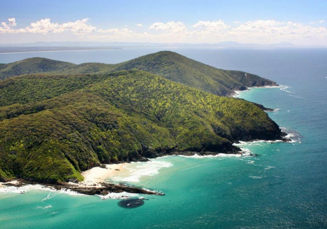 Cape Hawke lookout at Booti Booti National Park in Forster & Taree, North Coast