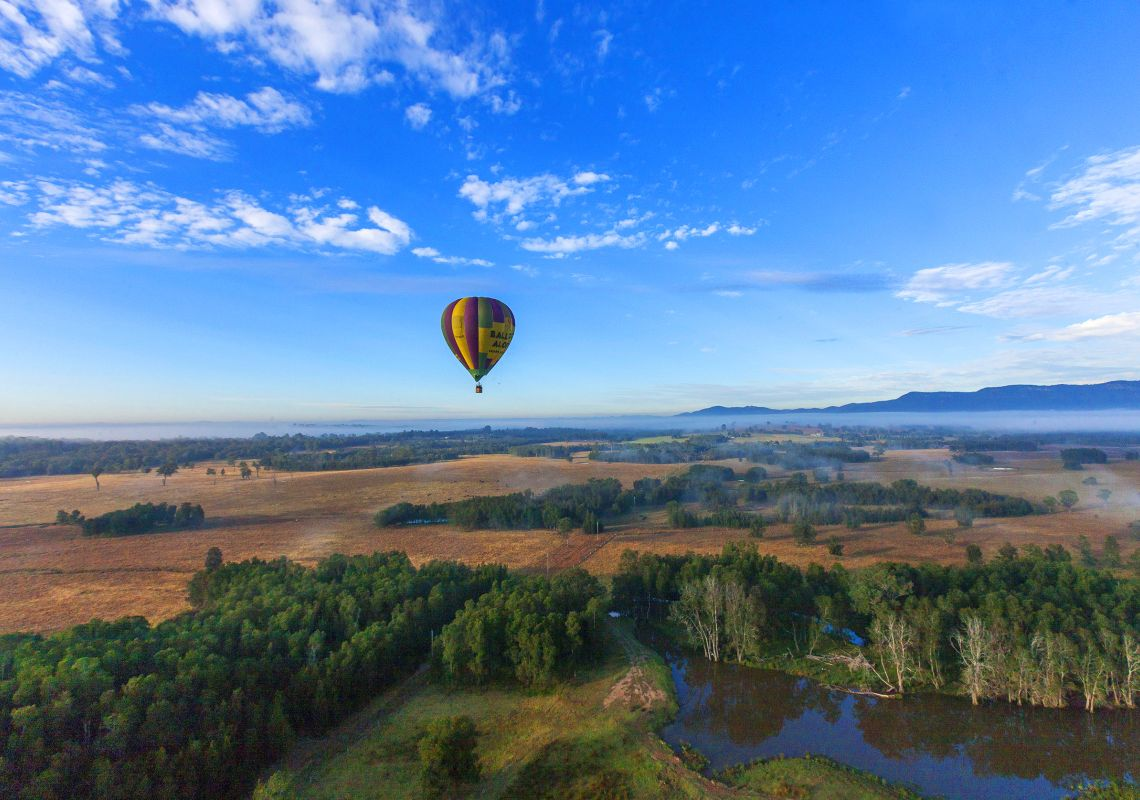Hunter Valley Hot Air Ballooning