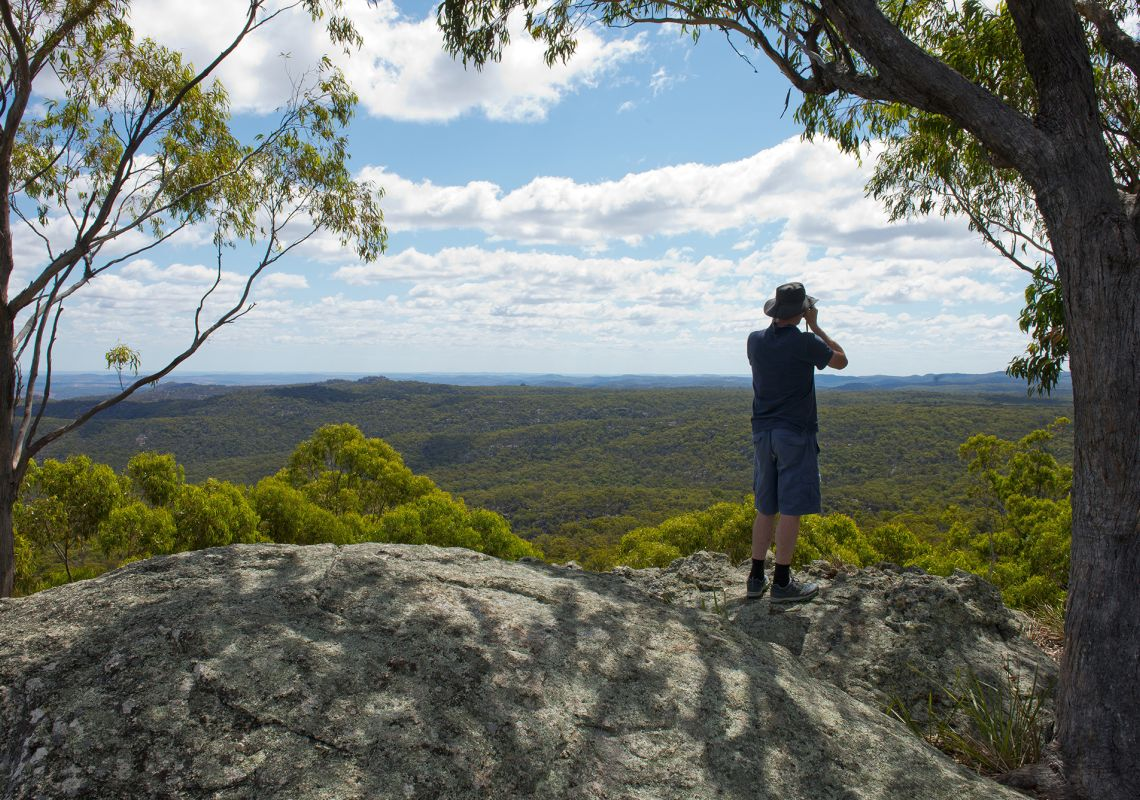 Thunderbolts Lookout - Barrington National Park - Hunter Valley