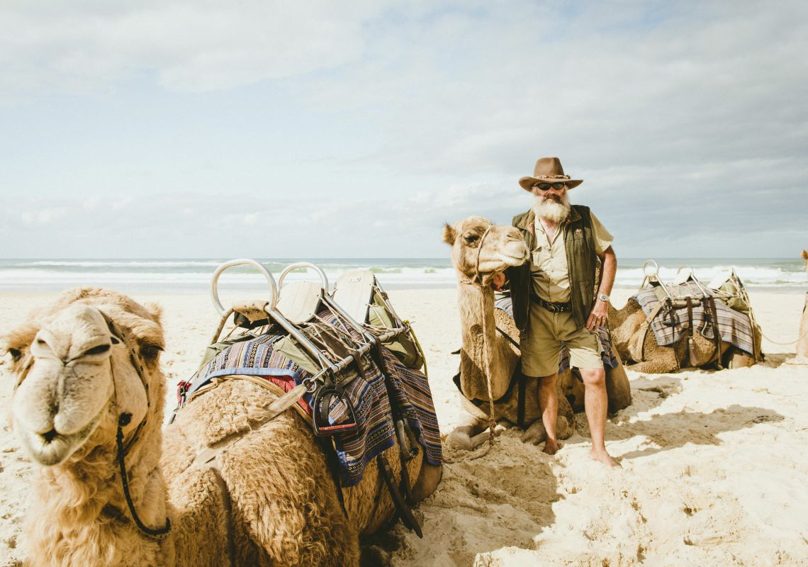 Port Macquarie Camel Safaris - Port Macquarie