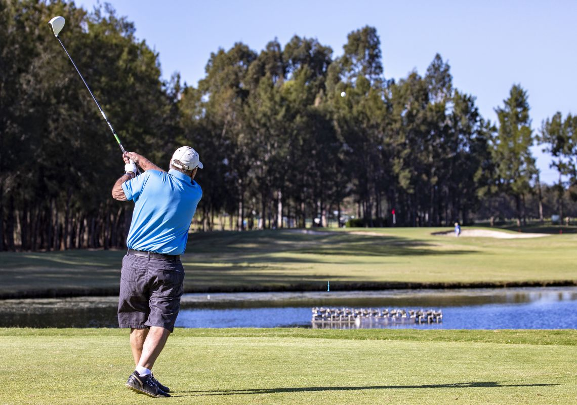 Hunter Valley Golf and Country Club - Pokolbin
