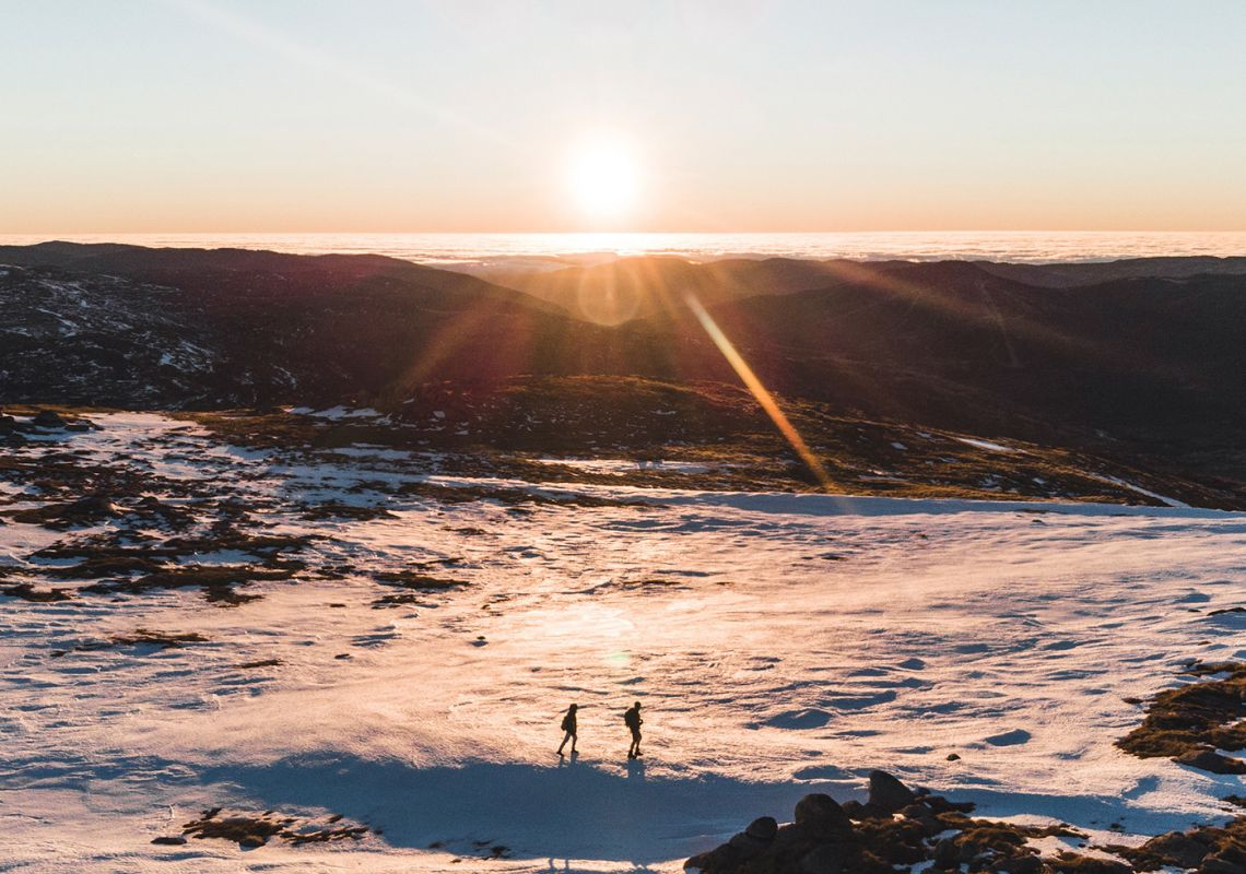Bushwalking and Hiking in the Snowy Mountains - Backcountry - Kosciuszko National Park