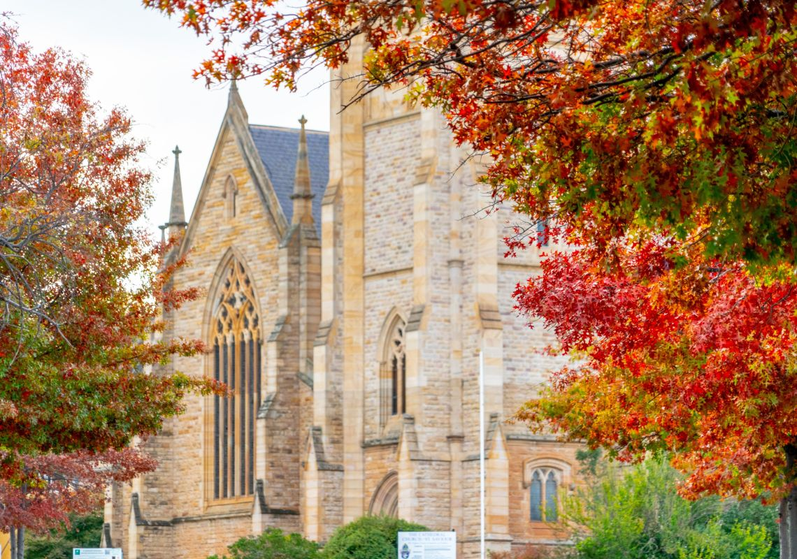 St Saviour's Cathedral Goulburn in Goulburn,Country NSW