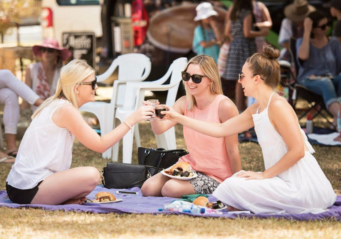 Gather with friends at the Nundle Country Picnic for local produce, live music and fashion, Tamworth