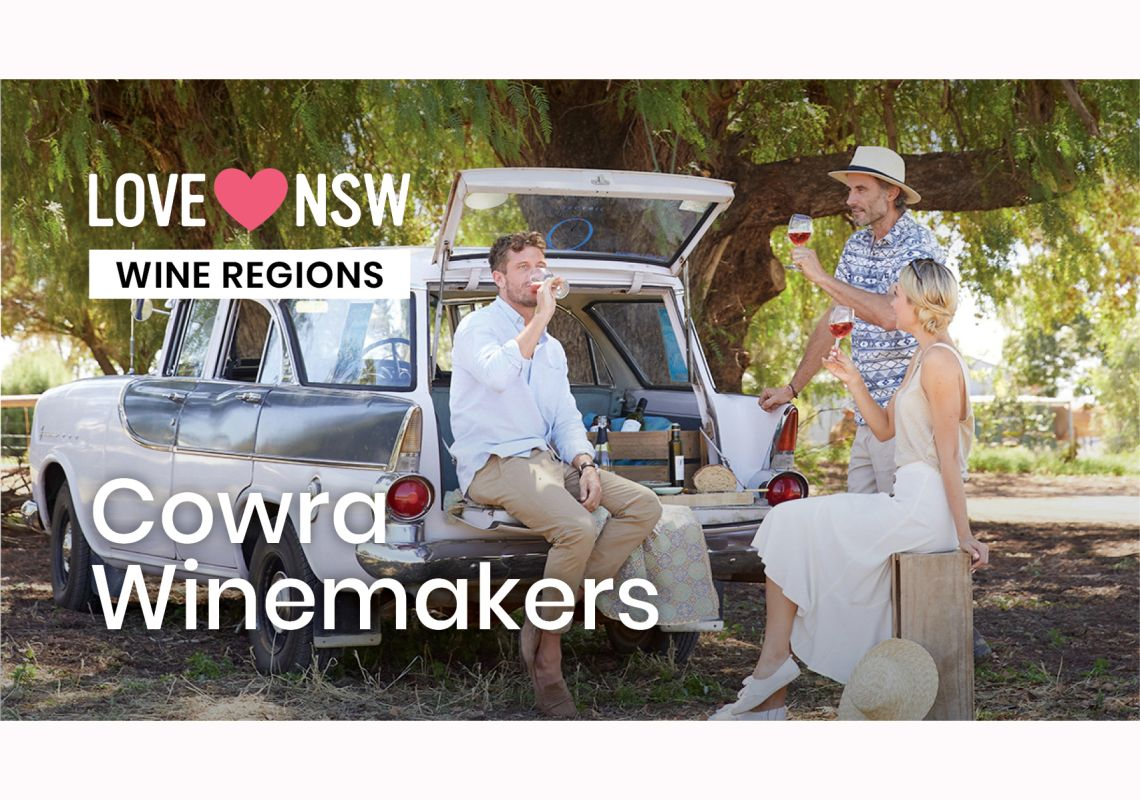 Cowra Area food and wine