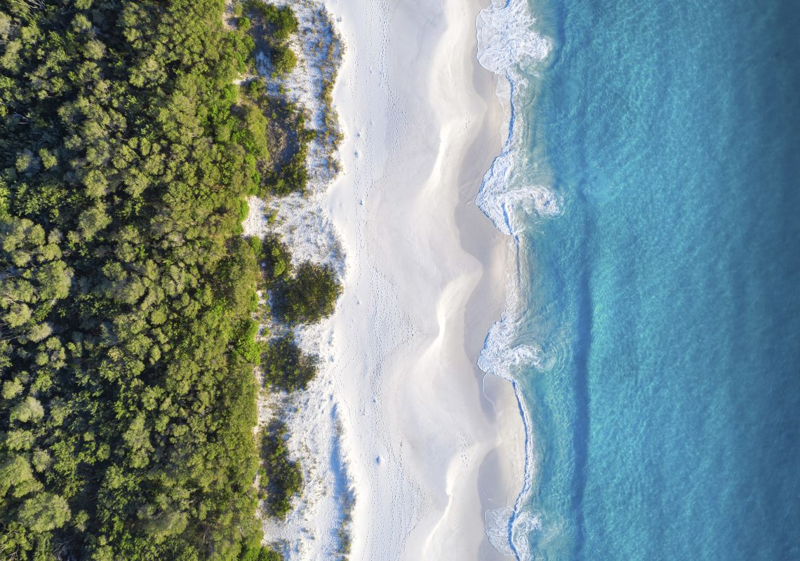 Hyams Beach - Jervis Bay - South Coast