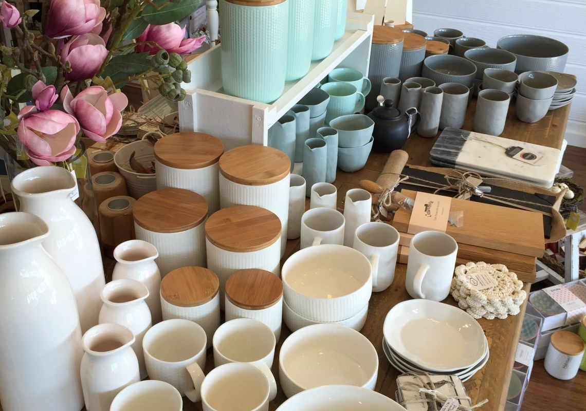 Stunning ceramics to inspire at Twig and Feather in Cobargo, Merimbula & Sapphire Coast