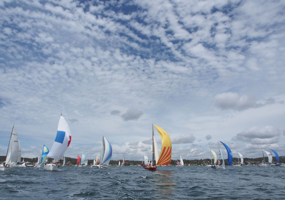 Lakefest at Royal Motor Yacht Club Toronto in Toronto, Lake Macquarie Area, North Coast