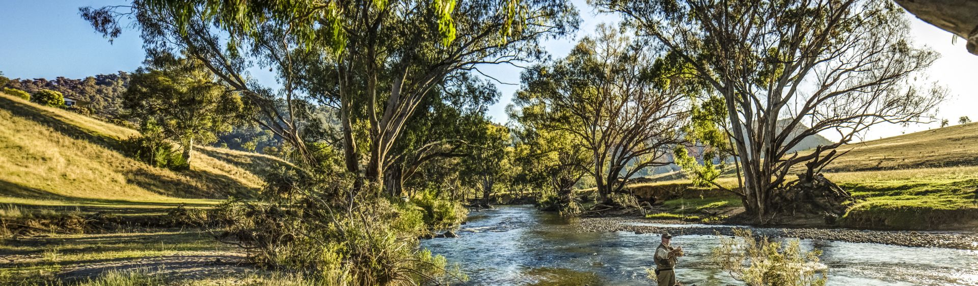 Tumut Fly Fishing - Kosciuszko National Park