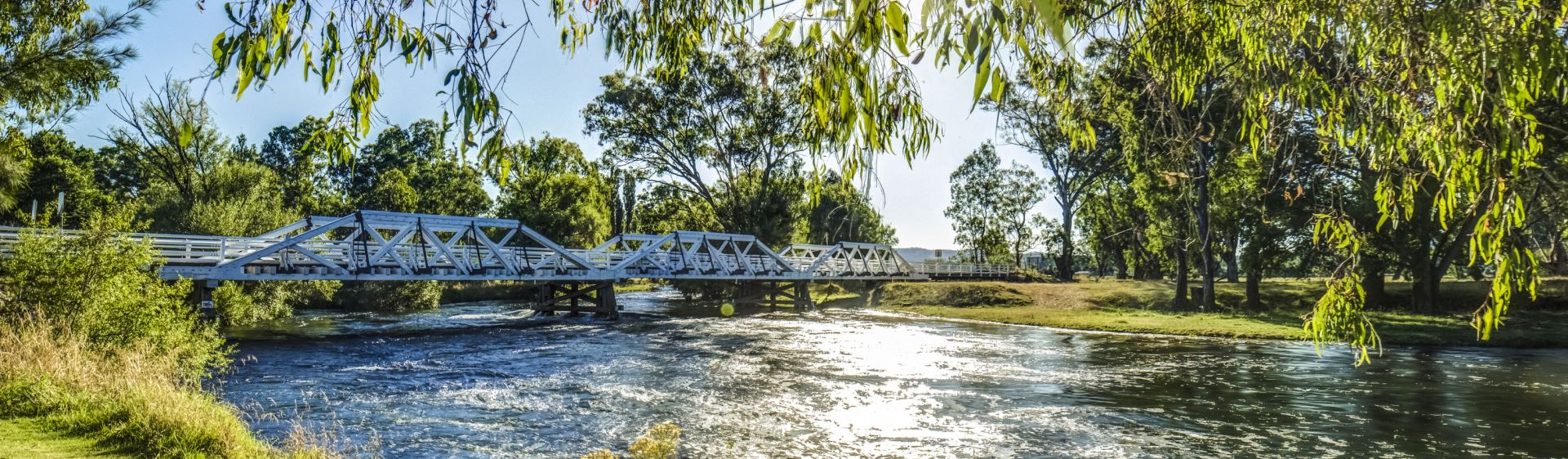 Junction Bridge - Tumut Area