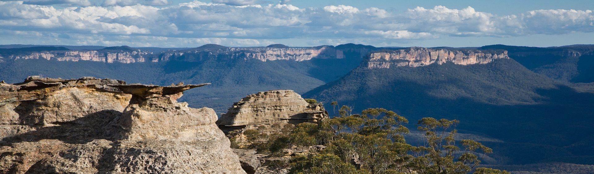 Gardens of Stone National Park, Blue Mountains