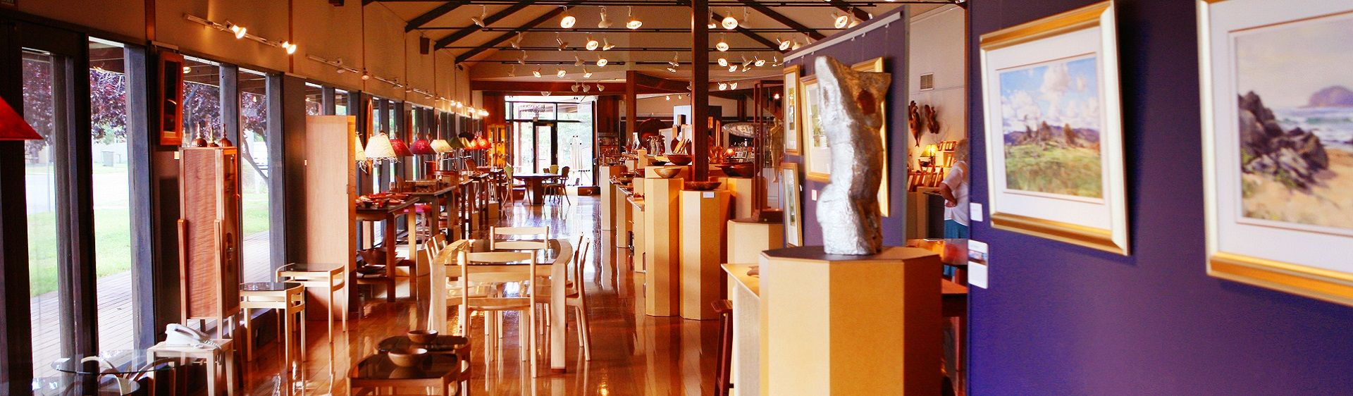 Bungendore Wood Works Gallery, Queanbeyan