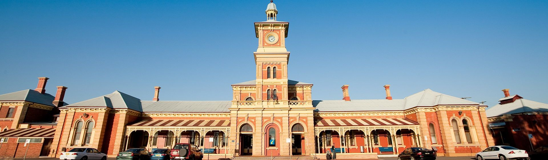 The Murray - Albury Railway Station