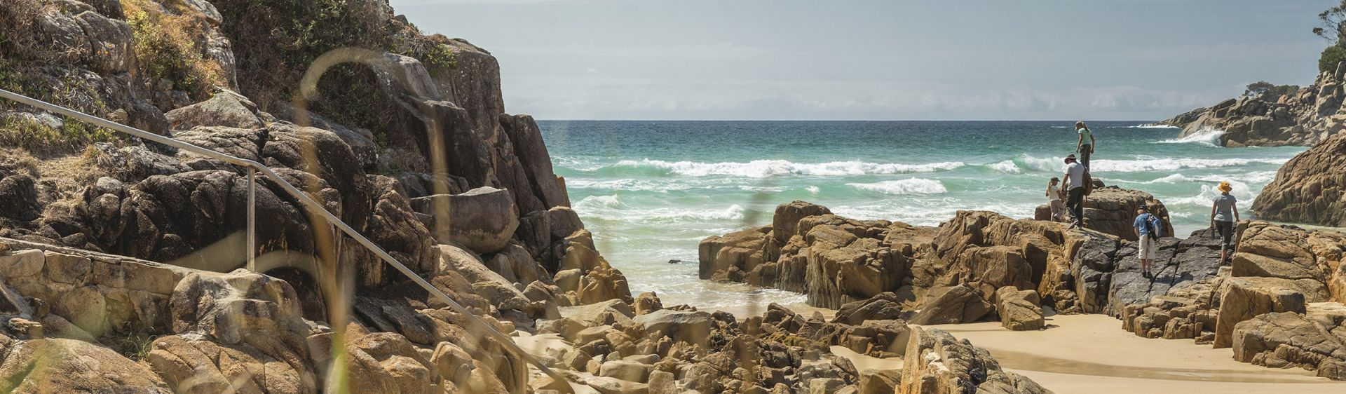 Little Bay - Arakoon National Park - South West Rocks