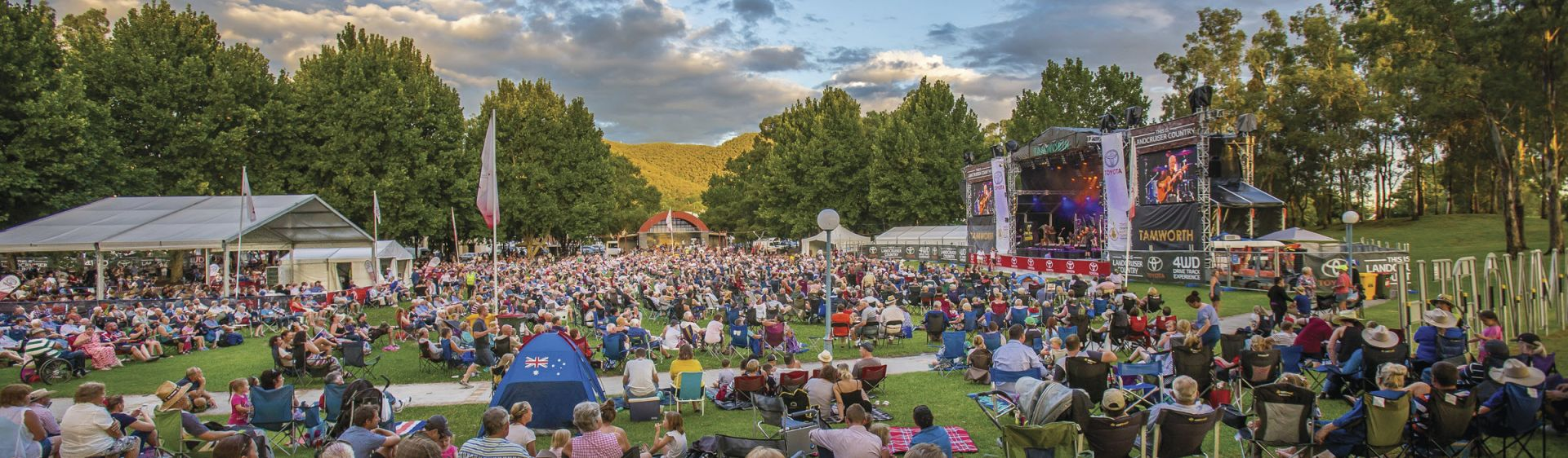 Tamworth Country Music Festival 2017