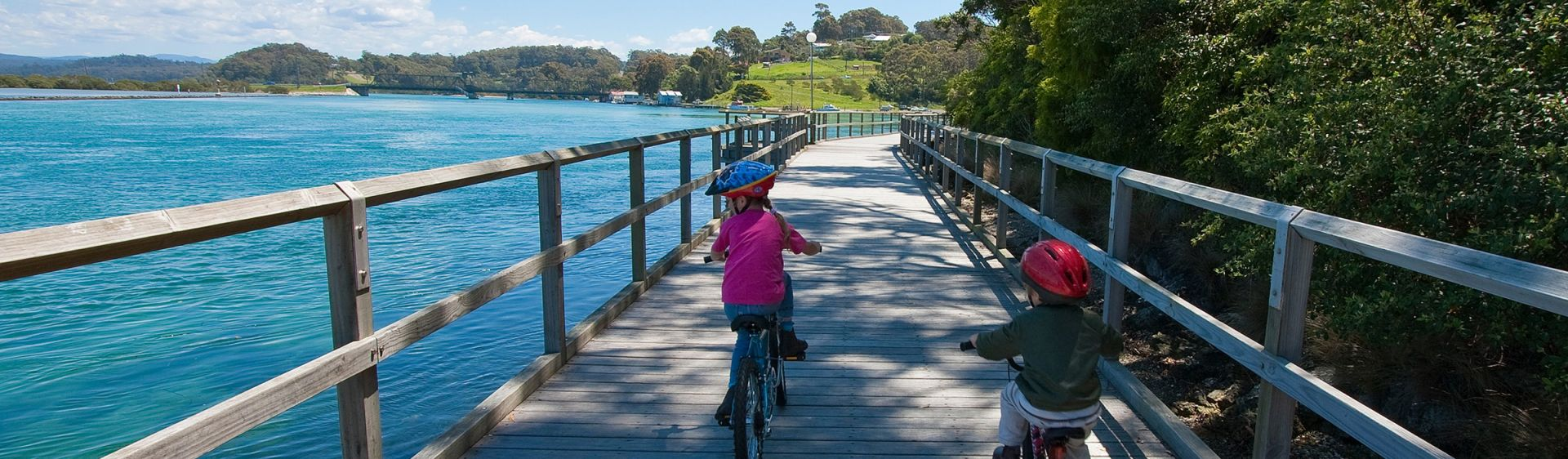 Mill Bay Boardwalk - Narooma