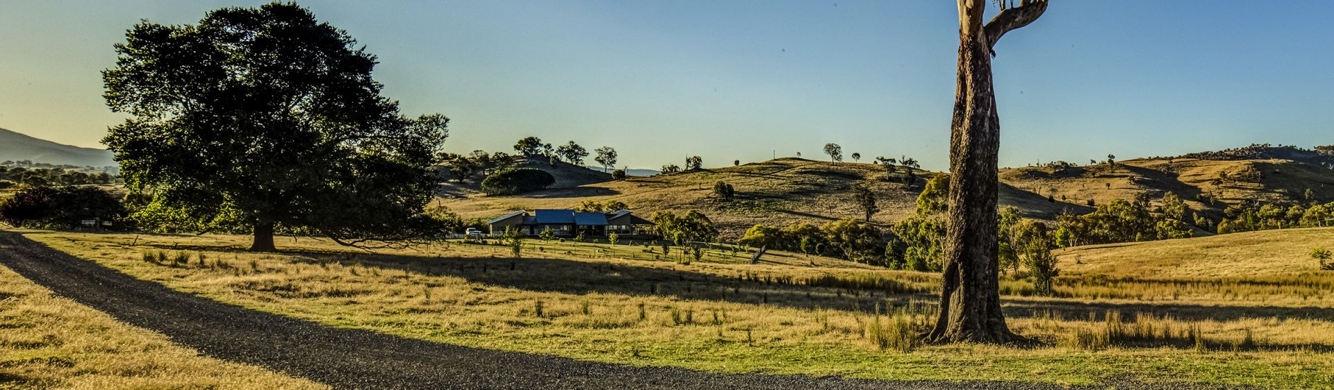 Tumut Area Countryside - Kosciuszko National Park