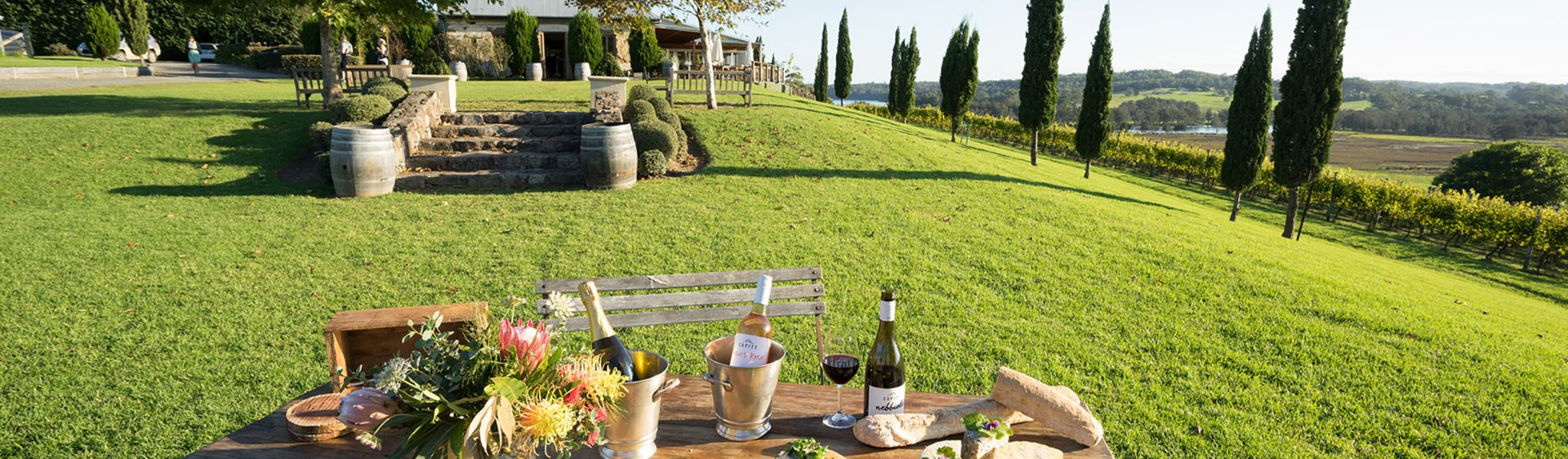Cupitts Winery and Restaurant - Ulladulla