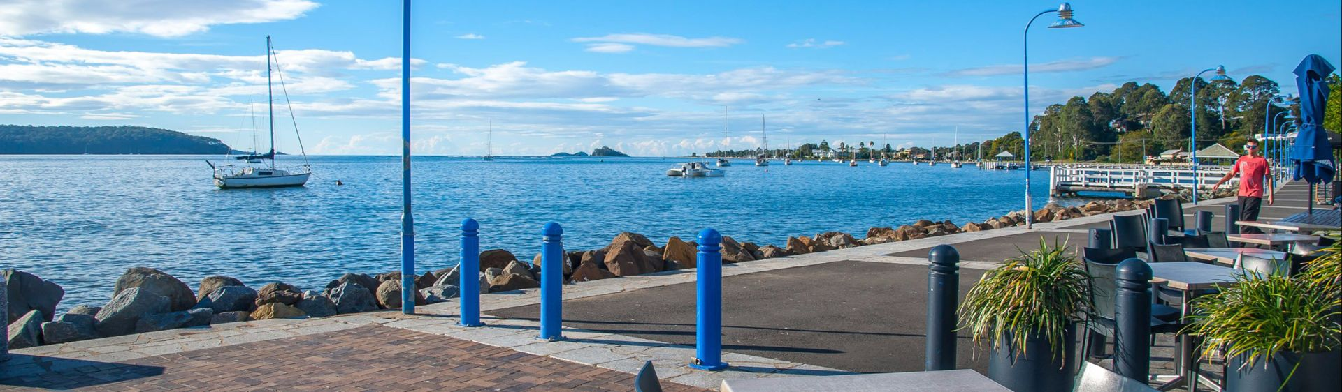 Murra Mia Walkway - Batemans Bay