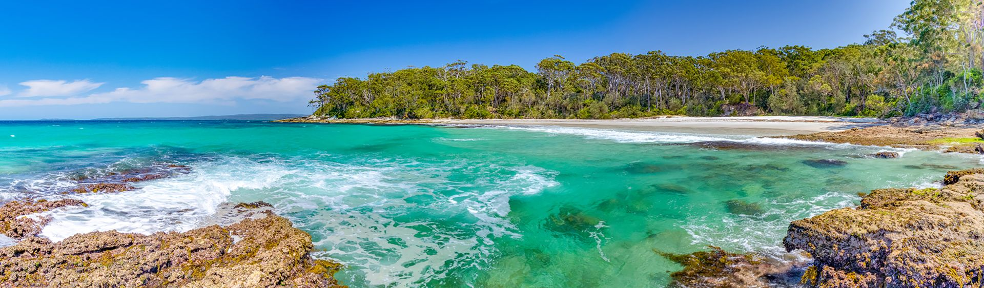 Blenheim Beach in Vincentia on the NSW South Coast