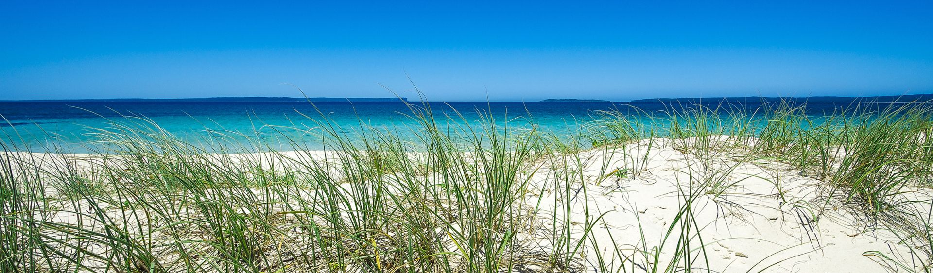 Chinamans Beach in Jervis Bay and Shoalhaven