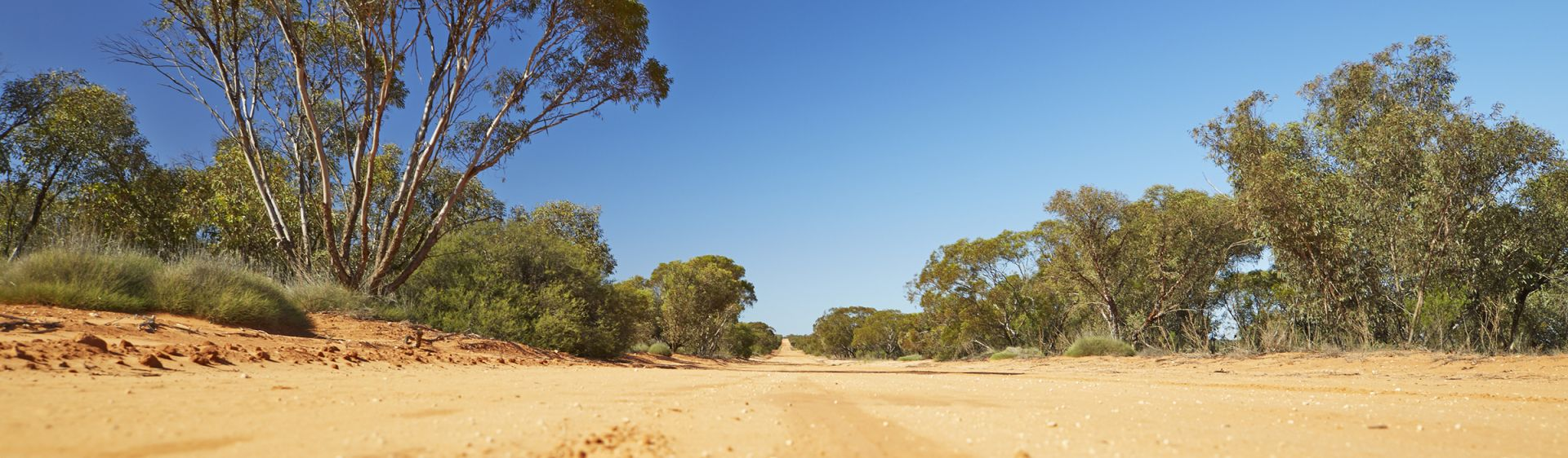 Mungo National Park - Outback NSW