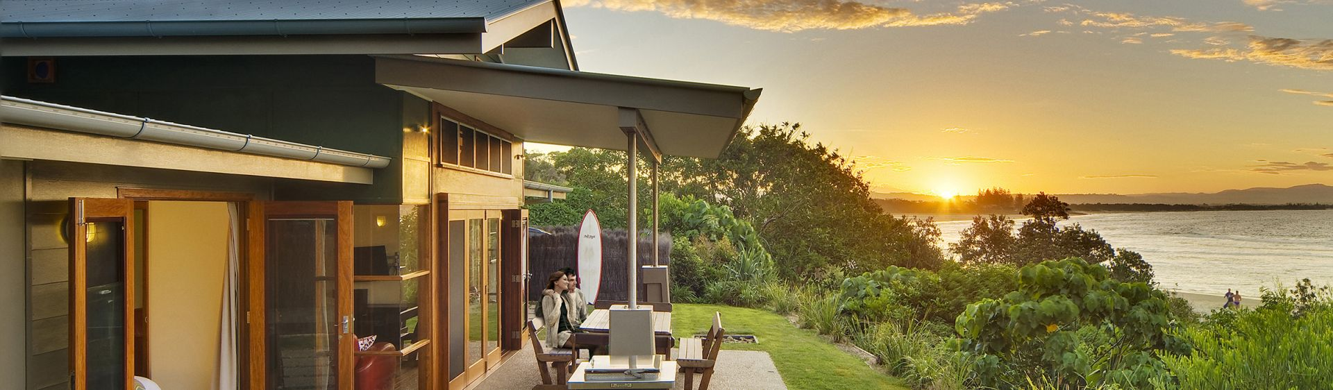 Mildenhall Cottage - Byron Bay