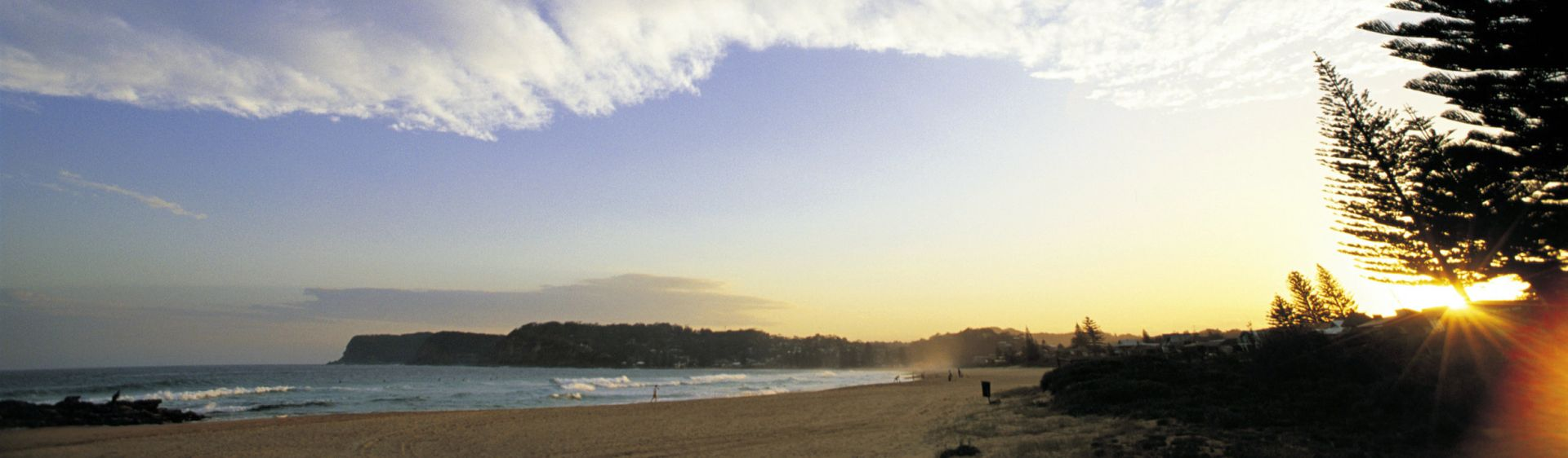 Beach at Terrigal, Central Coast