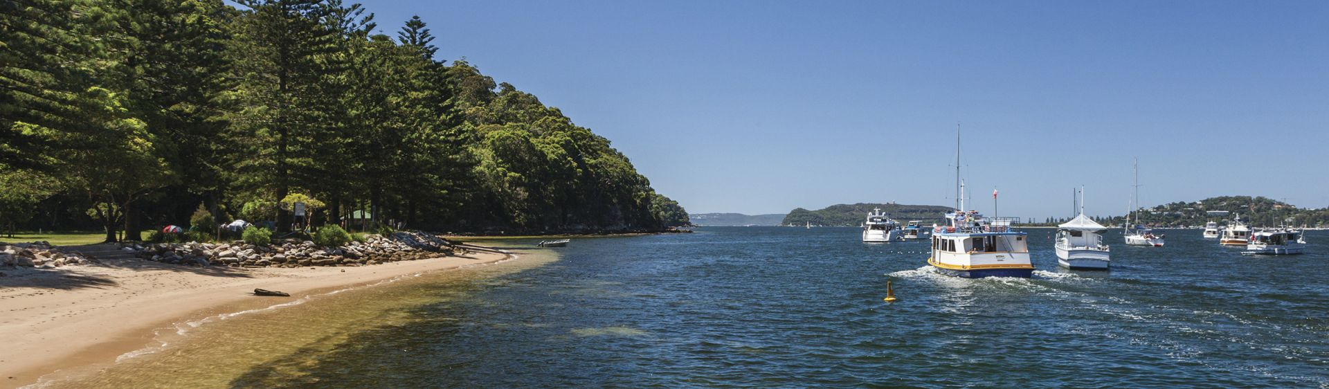 National Parks Nsw Plan A Holiday Beach Amp Accommodation
