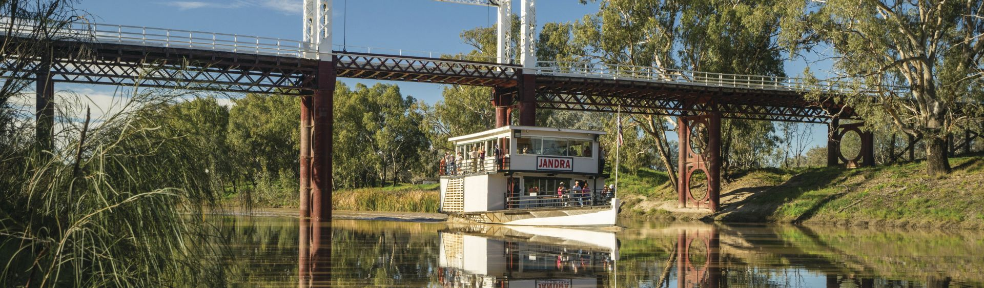 PV Jandra Cruises, North Bourke