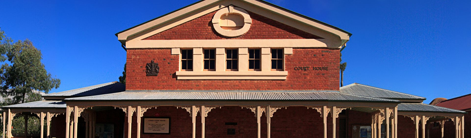 Cobar Court House
