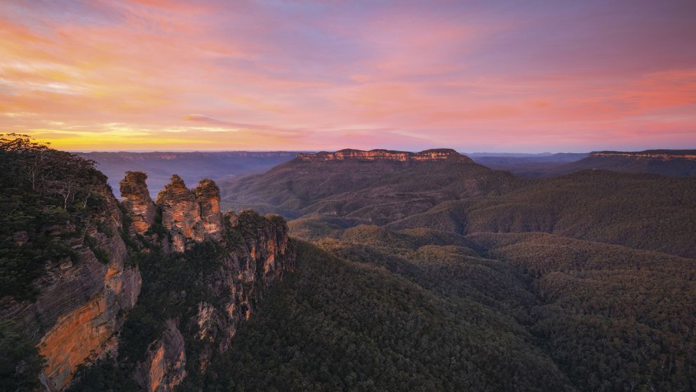 The Blue Mountains, NSW – Find Accommodation, Restaurants & Walks