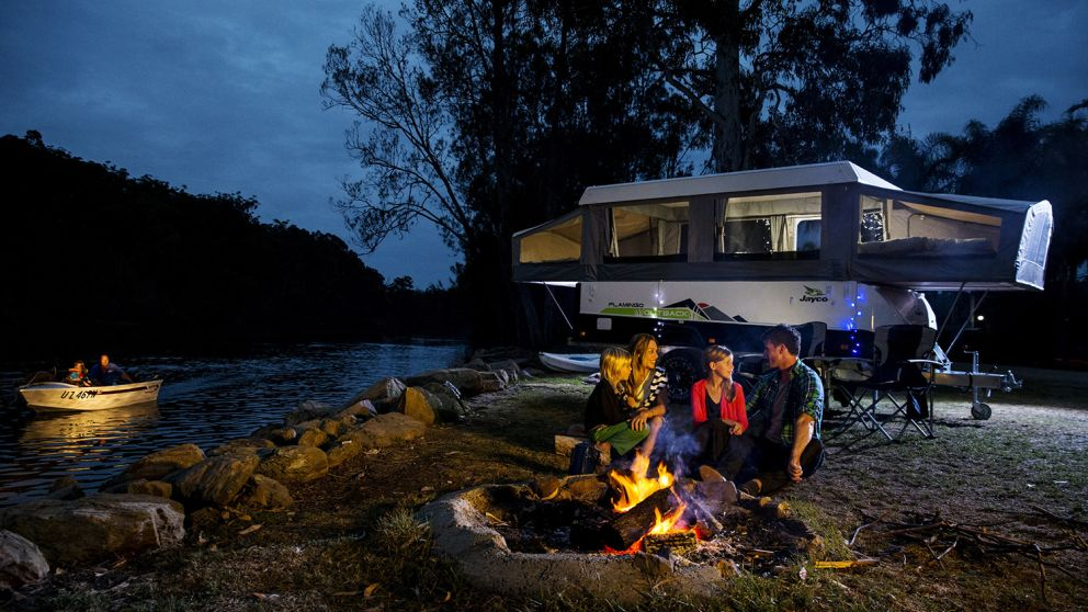 Family holidays on the Clyde River Nelligen, South Coast
