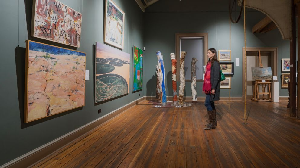 Art Galleries in NSW