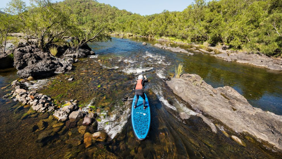 Stand up Paddling, adventure in North Coast