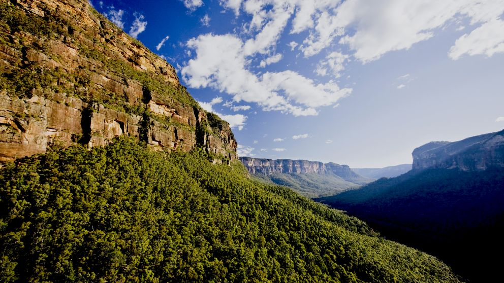 Blue Mountains - Mt Hay and Grose Valley