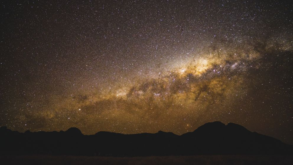 Stargazing in The Warrumbungles