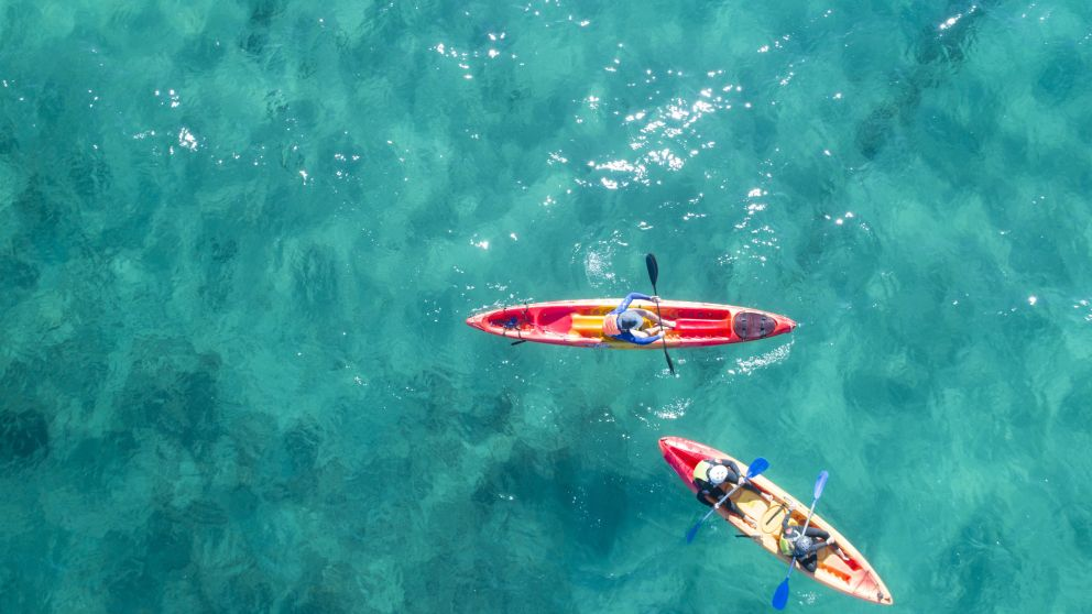 Go Sea Kayak in Byron Bay - NSW North Coast
