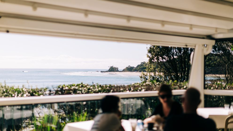 Beach Byron Bay Restaurant - Northern Rivers