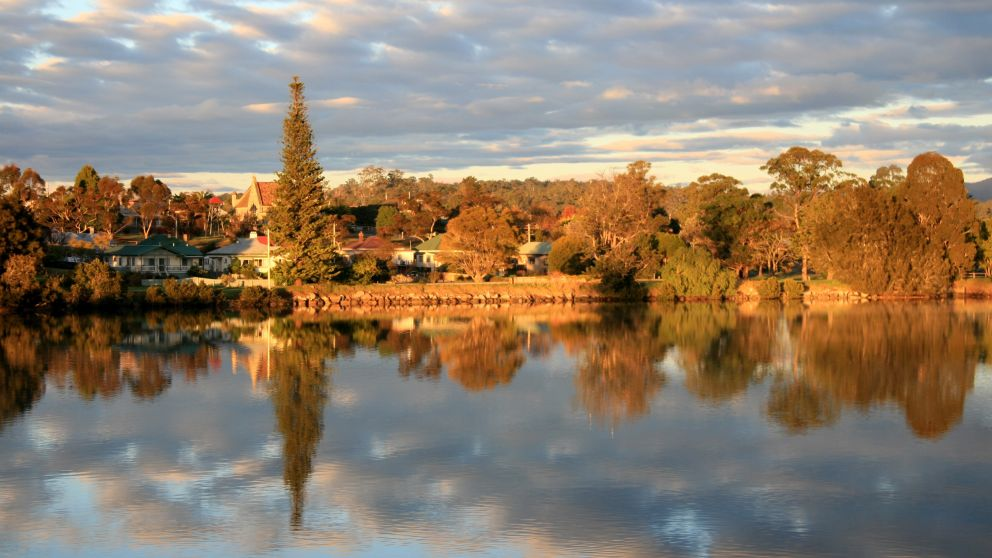 Moruya River in Moruya, Eurobodalla Area, South Coast - Credit: John Hicks; Eurobodalla Coast Tourism
