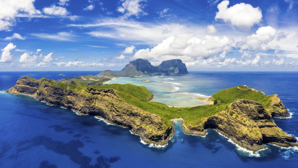 Scenic coastal views across Lord Howe Island - Credit: Jordan Robins