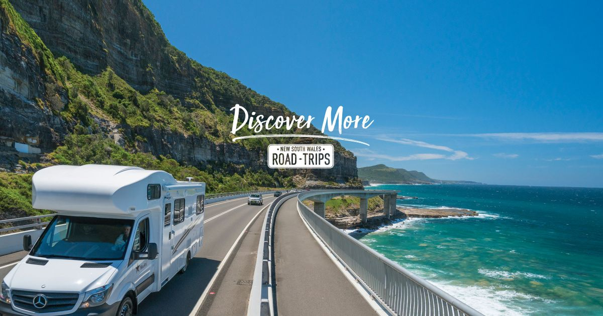 Grand Pacific Drive - Plan a Road Trip - Touring Routes & Itineraries
