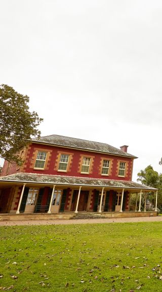 Tocal Homestead in Paterson, Hunter Valley